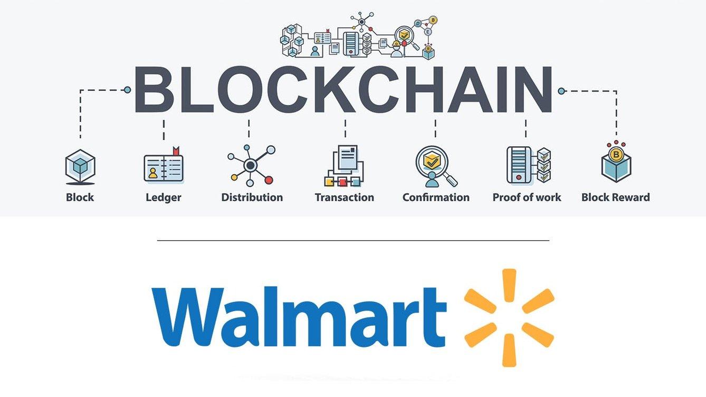 Block Chain Walmart Dynamics 365 Business Central