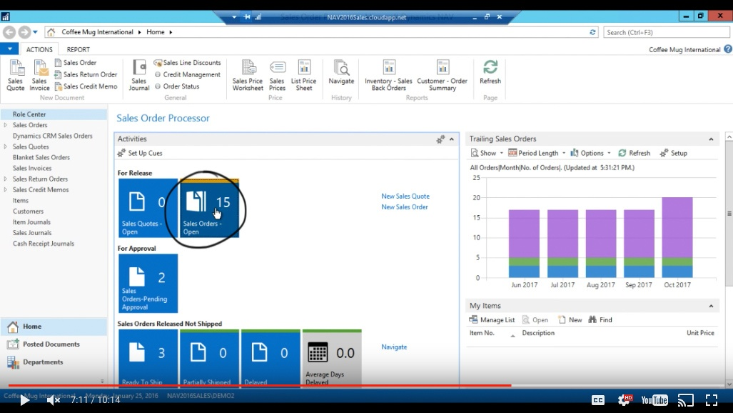 How to Set Up Sales Approvals in Microsoft Dynamics NAV 2016